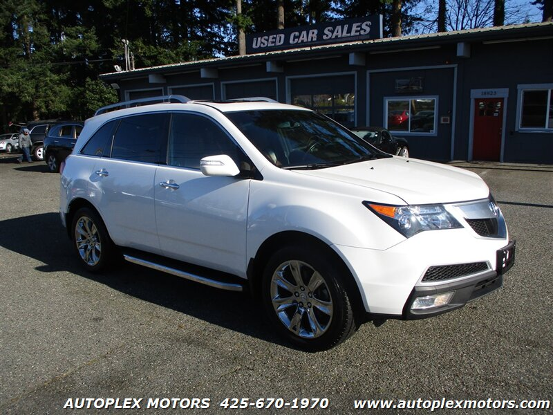 2012 Acura MDX SH-AWD w/Advance  - 12268  - Autoplex Motors