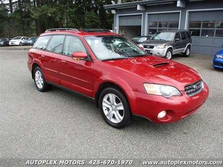 2005 Subaru Legacy Wagon (Natl) 2.5 XT Limited for Sale  - 11425  - Autoplex Motors