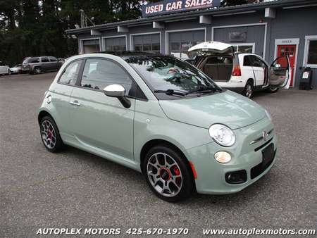 2012 Fiat 500 Sport for Sale  - 12285  - Autoplex Motors