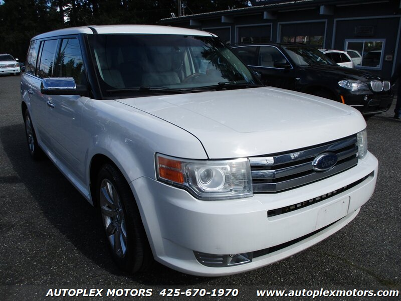 2010 Ford Flex Limited AWD  - 12287  - Autoplex Motors