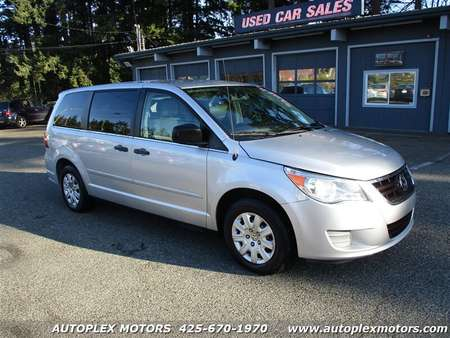 2011 Volkswagen Routan S for Sale  - 12205  - Autoplex Motors