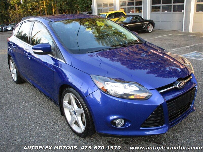 2013 Ford Focus Titanium  - 12292  - Autoplex Motors