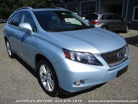 2010 Lexus RX 450h 450h AWD for Sale  - 12296  - Autoplex Motors