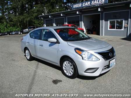 2017 Nissan Versa 1.6 SV for Sale  - 12303  - Autoplex Motors
