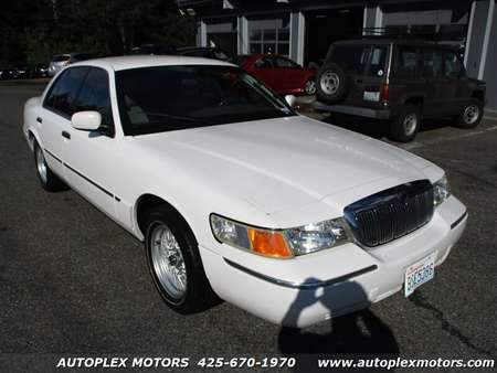 2001 Mercury Grand Marquis LS for Sale  - 12301  - Autoplex Motors
