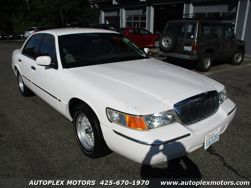 2001 Mercury Grand Marquis LS  - 12301  - Autoplex Motors