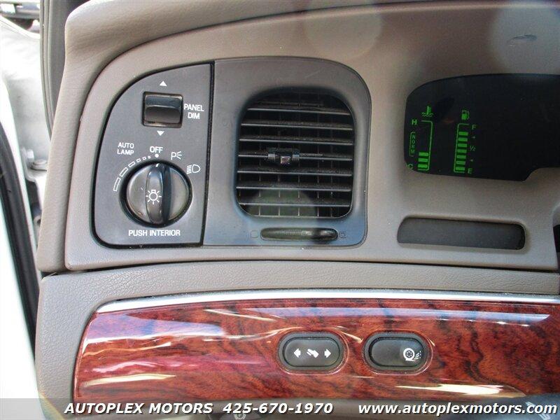 2001 Mercury Grand Marquis  - Autoplex Motors