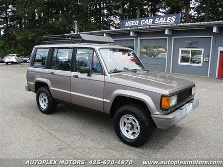 1991 Isuzu Trooper S 4dr S for Sale  - TR10387  - Autoplex Motors
