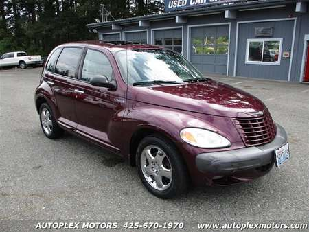 2001 Chrysler PT Cruiser  for Sale  - 12305  - Autoplex Motors