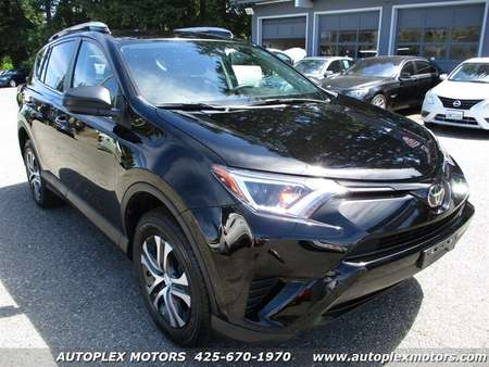 2018 Toyota Rav4 LE AWD for Sale  - 12311  - Autoplex Motors