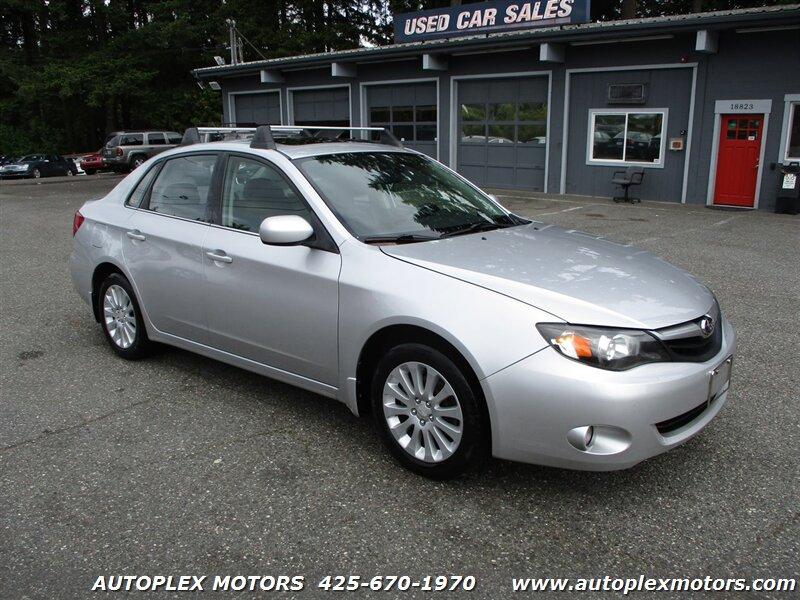 2010 Subaru Impreza 2.5i Premium  - 12325  - Autoplex Motors