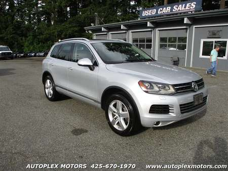 2013 Volkswagen Touareg TDI Lux for Sale  - 12326  - Autoplex Motors