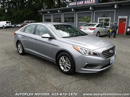 2017 Hyundai Sonata 2.4L for Sale  - 12332  - Autoplex Motors