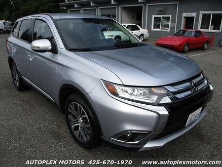2017 Mitsubishi Outlander SE for Sale  - 12333  - Autoplex Motors