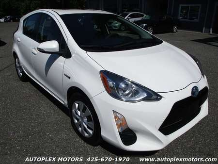 2016 Toyota Prius c Two for Sale  - 12339  - Autoplex Motors