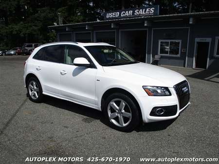 2012 Audi Q5 3.2 quattro Premium Plus for Sale  - 12345  - Autoplex Motors