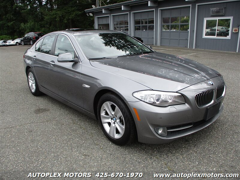 2013 BMW 5 Series 528i xDrive AWD  - 12349  - Autoplex Motors