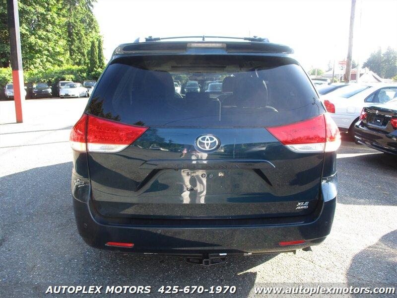 2012 Toyota Sienna  - Autoplex Motors