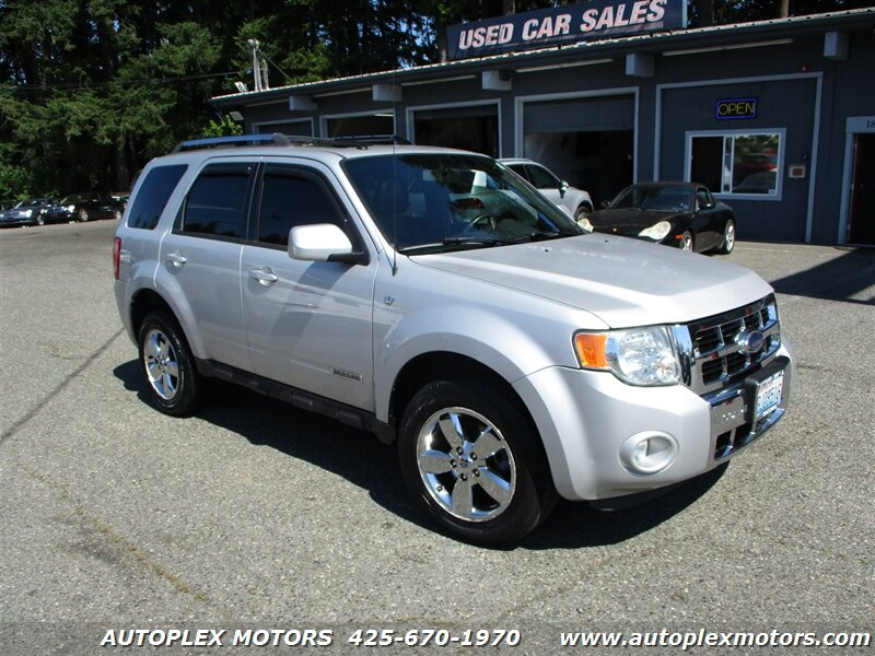 2008 Ford Escape Limited 4WD  - TR10397  - Autoplex Motors