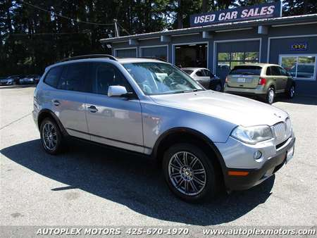 2007 BMW X3 3.0si AWD for Sale  - TR10395  - Autoplex Motors