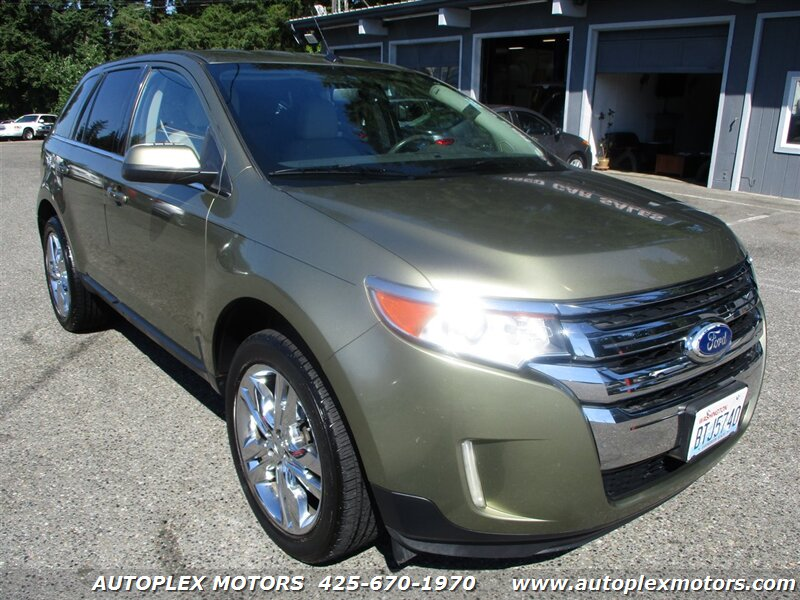 2013 Ford Edge Limited  - TR10398  - Autoplex Motors