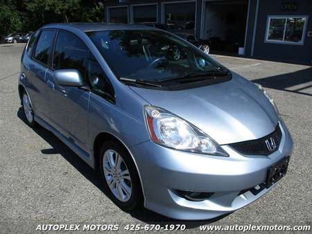 2011 Honda Fit Sport for Sale  - 12366  - Autoplex Motors