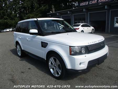 2012 Land Rover Range Rover HSE LUX 4WD for Sale  - 12369  - Autoplex Motors