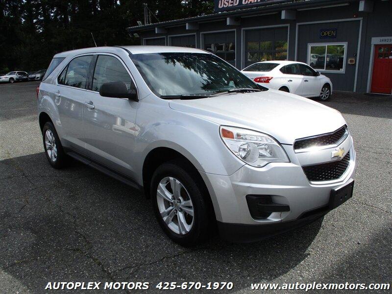 2011 Chevrolet Equinox LS  - 12103  - Autoplex Motors