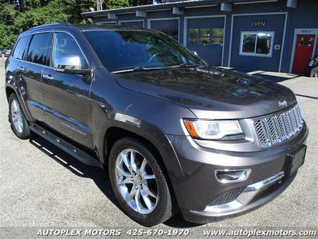 2014 Jeep Grand Cherokee Summit 4WD for Sale  - 12377  - Autoplex Motors