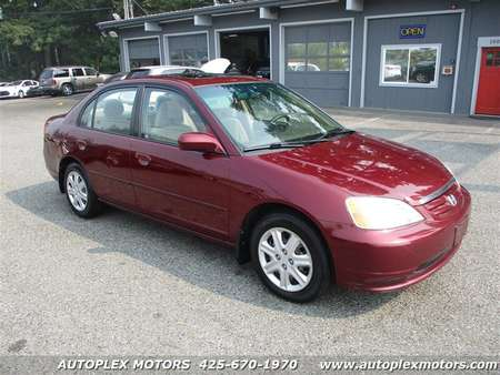 2003 Honda Civic EX for Sale  - 12382  - Autoplex Motors