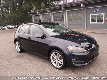 2015 Volkswagen Golf TDI SEL for Sale  - 12383  - Autoplex Motors