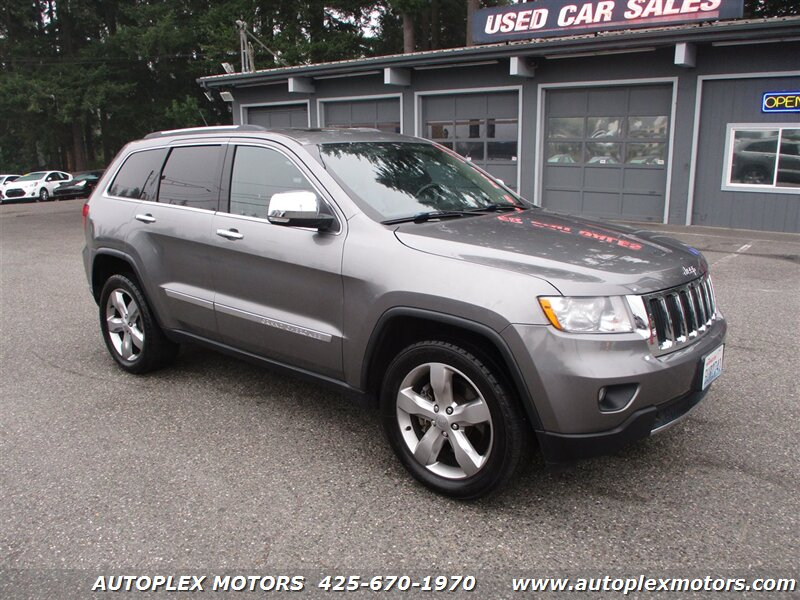 2012 Jeep Grand Cherokee Limited 4WD  - TR10403  - Autoplex Motors