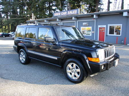 2006 Jeep Commander Limited Sport Utility 4D for Sale  - TR10376  - Autoplex Motors