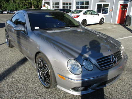 2004 Mercedes-Benz CL-Class  for Sale  - 12126  - Autoplex Motors