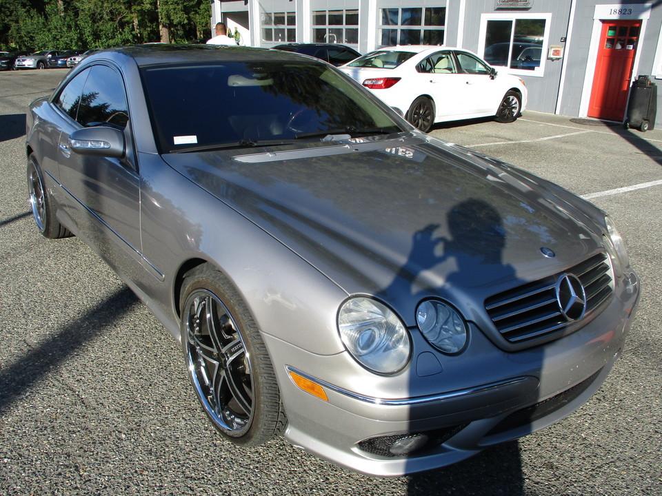 2004 Mercedes-Benz CL-Class  - Autoplex Motors