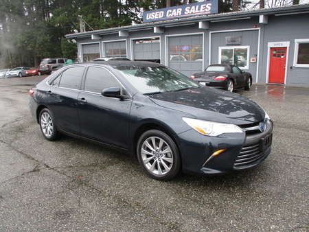 2017 Toyota Camry Hybrid XLE - NAVIGATION for Sale  - 12215  - Autoplex Motors