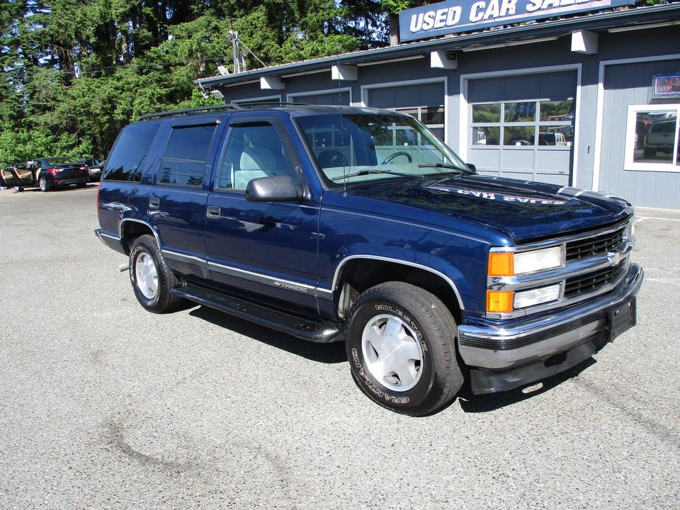 1999 Chevrolet Tahoe  - Autoplex Motors