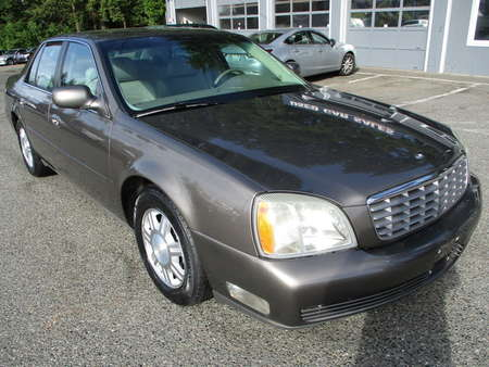 2003 Cadillac DeVille  for Sale  - 12054  - Autoplex Motors