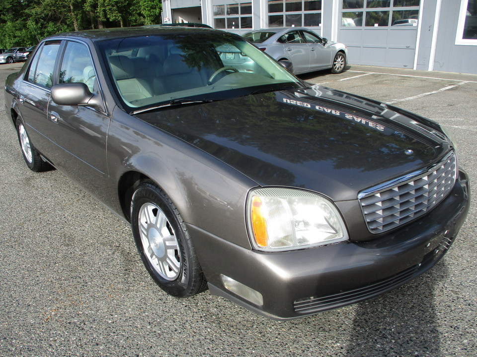 2003 Cadillac DeVille  - Autoplex Motors