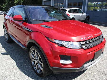 2014 Land Rover EVOQUE Pure Premium Sport Utility 2D - 1 Owner Vehicle for Sale  - 12114  - Autoplex Motors