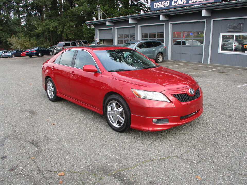 2008 Toyota Camry SE - NAVIGATION - 1 OWNER VEHICLE  - 12197  - Autoplex Motors