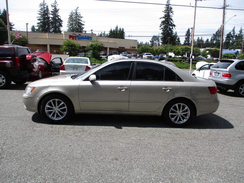 2009 Hyundai Sonata  - Autoplex Motors