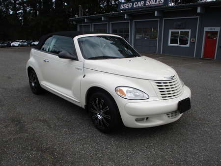 2005 Chrysler PT Cruiser Touring Convertible 2D for Sale  - 12277  - Autoplex Motors