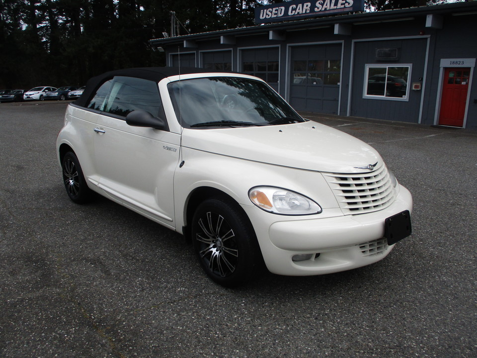 2005 Chrysler PT Cruiser Touring Convertible 2D  - 12277  - Autoplex Motors