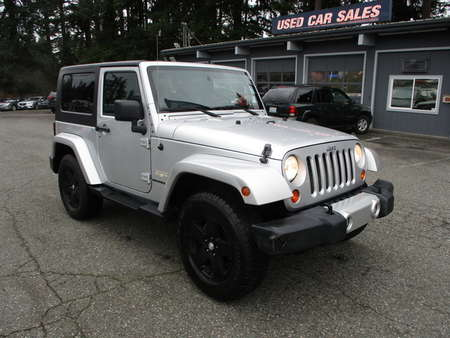 2009 Jeep Wrangler Sahara for Sale  - 12283  - Autoplex Motors