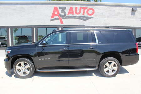 2015 Chevrolet Suburban LTZ for Sale  - 329  - A3 Auto