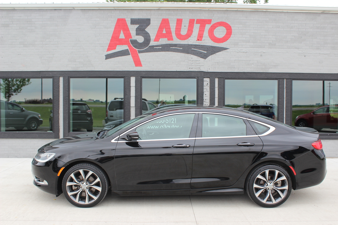 2015 Chrysler 200 C  - 347  - A3 Auto
