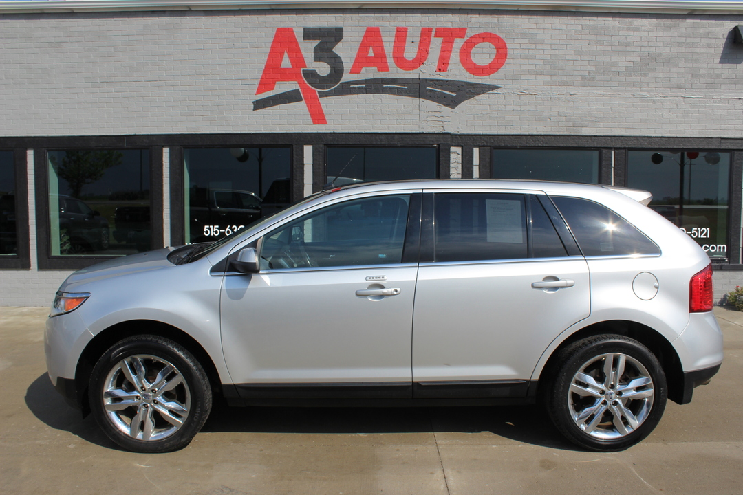 2012 Ford Edge Limited  - 636  - A3 Auto