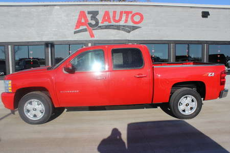 2011 Chevrolet Silverado 1500 LTZ Crew Cab 4X4 for Sale  - 203  - A3 Auto