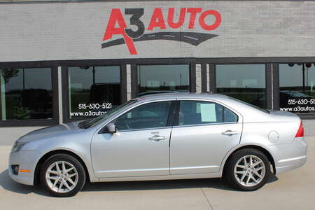 2012 Ford Fusion SEL for Sale  - 595B  - A3 Auto